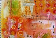 Mixed Media & Art Journaling / by Maria Z