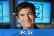 Dr. Oz / The Dr Oz Show is your daily source for everything in the world of health and medicine. Dr Mehmet Oz, who co-wrote books like You: The Owner's Manual and got national attention for his Oprah appearances, is now the host of his own popular and informative daytime show. Each episode features consumer investigations, alternative health, natural solutions, DIY home remedies, beauty advice, weight loss diet results, and celebrity guests discussing health. Learn health & wellness solutions right here! / by RECAPO