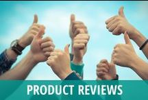 Product Reviews / There are many amazing products out there on the market, but the question is: do they really work? Be sure to follow our Product Reviews to see gadgets, products, and other solutions that have been featured on TV talk shows. From toys for kids to the latest in home solutions, such as robotic vacuums and beauty products, get trusted reviews from your favorite daytime TV stars so you know what works and what doesn't. See whether Dr Oz tested the product with his audience before recommending it. / by RECAPO