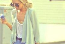 Fashion - Summer / Spring / by Samantha Harthman