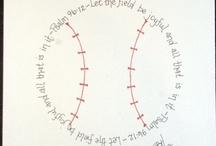 Everything Baseball / by Linda Damesworth Walker