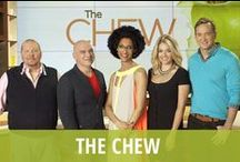 The Chew TV Show / The Chew is ABC's cooking show with a team of expert hosts known as The Chew crew. Mario Batali is the go-to guy on Italian cuisine & food history. Michael Symon loves bacon recipes and Five in Five recipes. Daphne Oz finds ways to make healthy recipes and lighter dishes. Carla Hall is the baking goddess, with dessert recipes and perfect pie crusts. Clinton Kelly handles cocktail recipes, style advice, and food etiquette. Lively guests and great recipes mean it's always a party in the kitchen! / by RECAPO