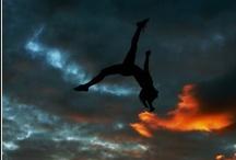 Cheerleading!!!!!!! / by Kylee Troup
