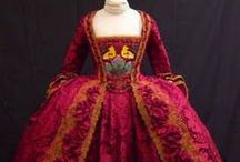 Special Dresses before 1800