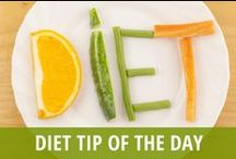 Diet Tip of the Day / The trick to maintaining a healthy lifestyle is to stay motivated every single day. Let us help you with our Diet Tip of the Day board. Get a little bit of weight loss inspiration and practical diet advice that you could put to use today. Whether you need to find a diet snack recipe that is Dr Oz approved or want to learn a new way to help yourself stay focused on your weight loss results goals, solutions from The Doctors, Jillian Michaels, Billy Blanks, and many other experts can work for you. / by RECAPO