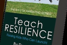 """Virtual Book Tour! / So grateful to all the amazing bloggers, internet TV and radio hosts having me on this fall to talk about Teach Resilience!  This is 50 """"recipe"""" cards for teaching kids how resilient they are in everyday moments. Want to be a part of tour? Contact me! / by Deborah Gilboa, MD"""