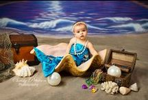 Mermaids and Pirates photography ideas