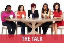 The Talk TV Show / The Talk is a popular and fast-growing daytime TV talk show featuring a group of women talking as friends about the day's thorny issues and headlines. Moderator Julie Chen leads a panel including Sharon Osbourne, Aisha Tyler, show creator Sara Gilbert, and Sheryl Underwood in a discussion of the day's celebrity gossip and headlines. The daily CBS afternoon series also features great guests, popular chefs with The Talk Food Festival recipes, and product reviews from trusted lifestyle experts. / by RECAPO