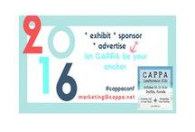 CAPPA Partners and Sponsors / Show CAPPA's supporters some love...