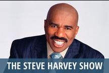 The Steve Harvey Show / Actor and comedian Steve Harvey is a busy man. In addition to a daily morning radio show and Family Feud game show duties, he stars in The Steve Harvey Show, a daily entertainment talk show that focuses on relationships, real life stories, and practical advice for fans of his honesty and straight talk. The Ask Steve segments are a fan favorite, and audiences love his matchmaking attempts to help viewers make love connections. The popular host can do almost anything in his brightly colored suits. / by RECAPO