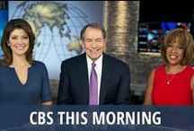 CBS This Morning / CBS This Morning is a hard news alternative in the morning. When other shows are focusing on celebrity gossip or pop culture trends, this is the place to see interviews with newsmakers and go inside the headlines. The program, which launched in 2012, is anchored by broadcasting veteran Charlie Rose, Gayle King, and Norah O'Donnell. Harnessing the international reporting power of CBS News, this is the show to get you informed & updated on the latest hard news while you get ready for another day. / by RECAPO