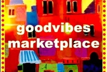 The Good Vibes Marketplace!