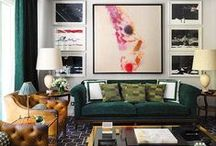 Pattern Play / by My Interior Life/ K Interiors