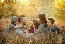 Family shoot (for the modern family)  / Cute