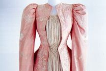 Special Dresses -1800's / Outstanding apparel of the 1800's from many sources.