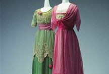 Special Dresses -1900's / Outstanding apparel of the 1900's from many sources.