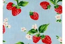 ❤️ CATH KIDSTON ❤️ / I love white, red and blue. I love roses. I love the freshness of Cath Kidston designs. / by Lydias Treasures - Lisa