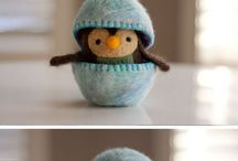❤️ Easter Ideas ❤️ / I love to make things for Easter