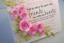❤️ Cards ❤️ / All cards I like ... I hope you like them too / by Lydias Treasures - Lisa