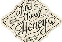 Design:Graphic & typography / I love print.