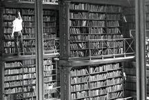 Bookcases / Unique bookcases / by Sara Rosett