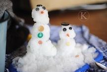 Home School Fun - Winter / by Terry Yaceyko
