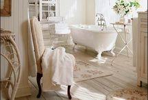 ❤️ Bathroom ❤️ / My bathroom renovation / by Lydias Treasures - Lisa