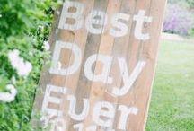 Wedding Ideas / by Allee Bolton