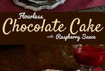 Dessert Ideas / Cakes, cookies, brownies, chocolate, etc.- sweet treat recipes that look yummy!