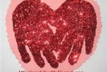 Heart Day / everything to do with Valentines Day and hearts ...