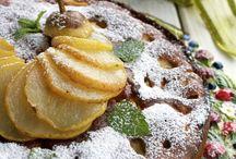 ❤️ Apple Orange Pear Banana ❤️ / Yummy  fruit bakes / by Lydias Treasures - Lisa