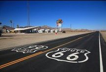 Route 66 Photography / The Photography of Frank Romeo / by Frank Romeo Photography