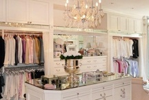 Closets and Dressing Areas