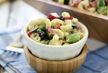 Salad / All recipes how to prepare Salads... Hot & Cold....