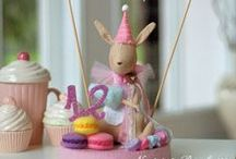 ❤ Girl Party Ideas ❤ / I love decorating for parties