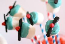 ❤ Boy Party Ideas ❤ / Party Ideas for the boys in my life