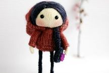 ❤ Knitting to Admire ❤ / I love to knit. This board is things that I love that are knitted....