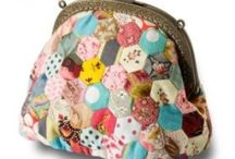 ♥ Bags Purses Wallets ♥ / Bags, purses and wallet patterns and tutorials / by Lydias Treasures - Lisa