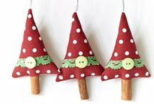 ♥ Christmas Trees ♥ / by Lydias Treasures - Lisa