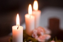 ♥ Candlelight ♥ / I love the ambience of a candle / by Lydias Treasures - Lisa