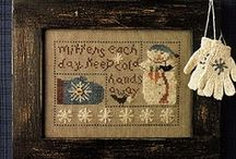 ♥ Cross Stitch ♥ / by Lydias Treasures - Lisa
