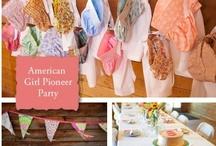 American Girl Party / by Danielle Garcia