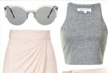 Polyvore / Fashion inspiration, outfit ideas...