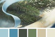 G R A P H I C color palette