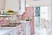 Home: Kitchen ~ Keuken / For when we finally re-do our kitchen. Ideas and looks I love.