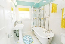 Home: Bathroom ~ Badkamer / For when we finally redo our bathroom. Ideas and looks I love.