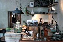 cafe / by 貓 鼻