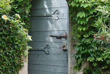Doors / by Christine Bureau