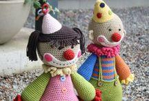 ❤ Amigurumi ❤️ / I love crochet ... Here you will find all things amigurumi