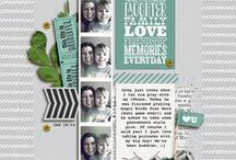 Scrapbooking: Ideas and Tips / Inspiring articles, great ideas, tip and tricks about scrapbooking